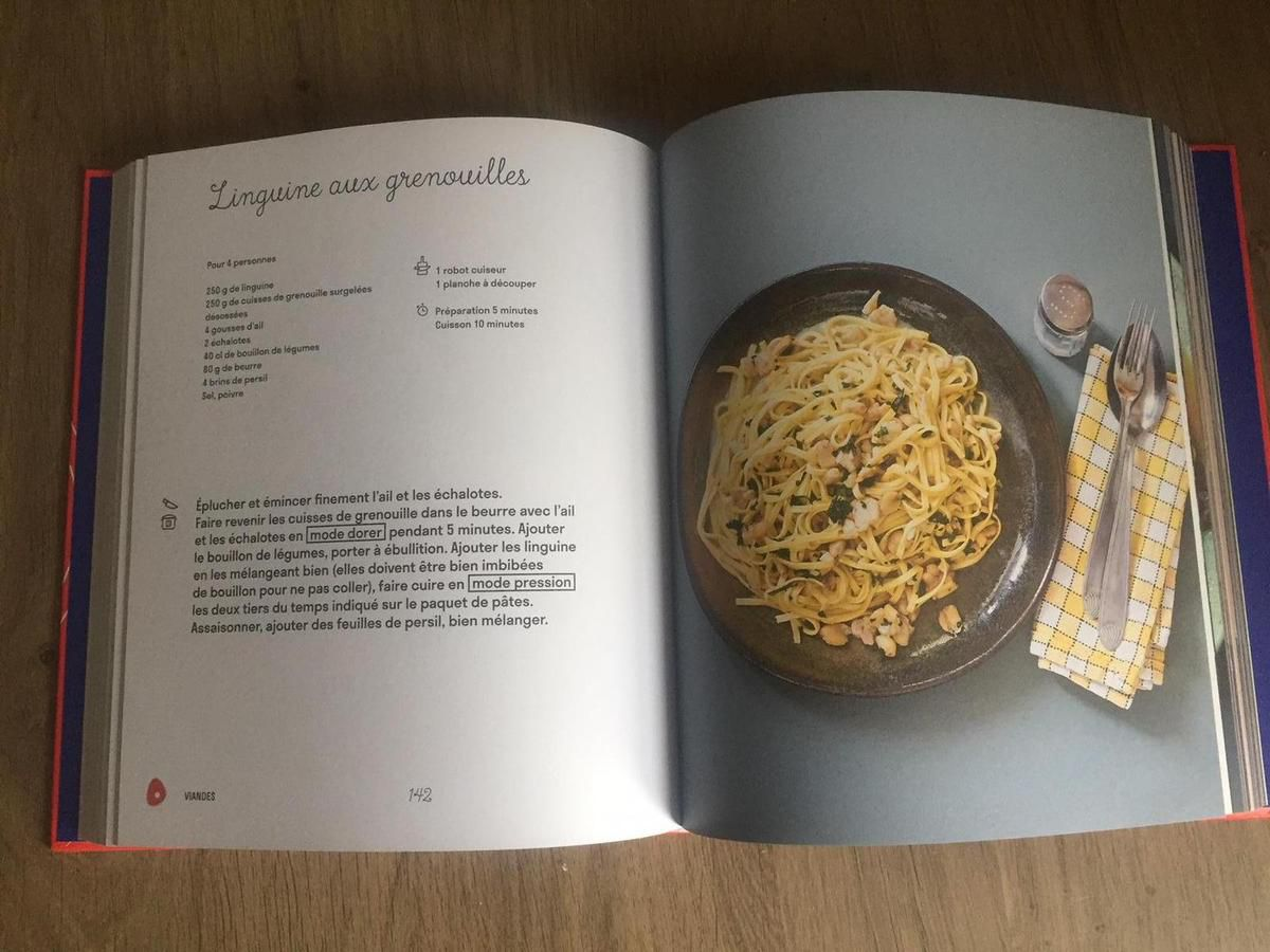 Livre Cuisine Cookeo C Trop Bon Chez Elo Over Blog Com
