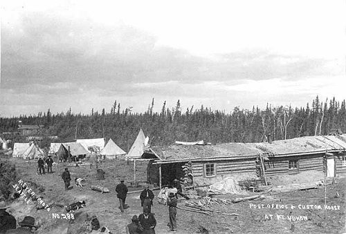 croc-blanc, jack london, fort yukon