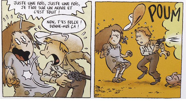 six-coups, le crash de monsieur crunch