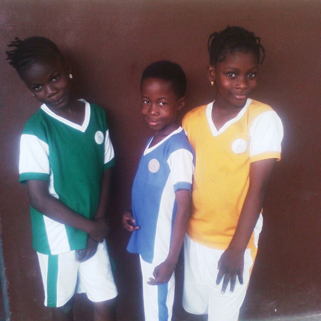 One of the just released stars ✨ of the week for Grade 4. We have Ayomikun 1st, Roqueebah 2nd and Naomi 3rd