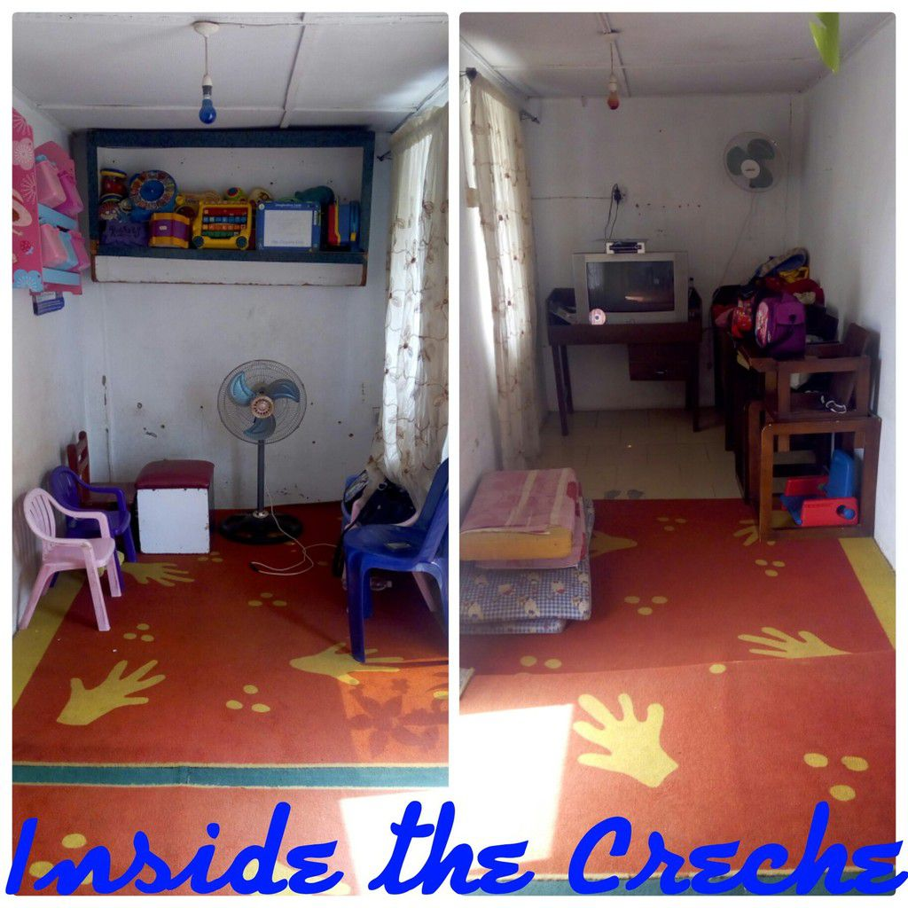 Inner view of Day care