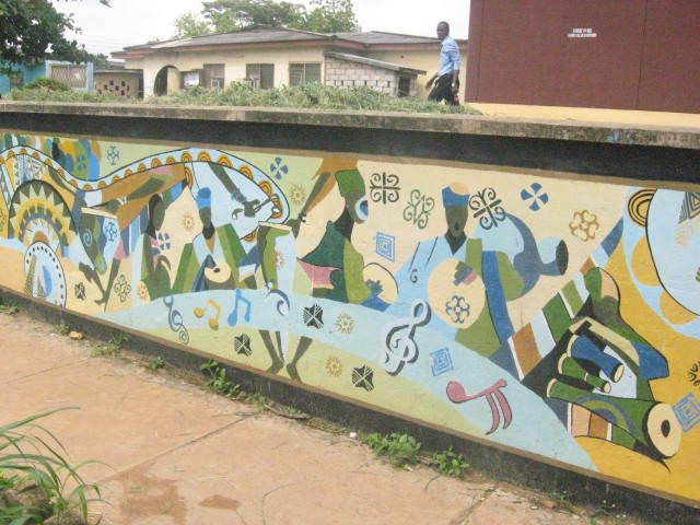the Just concluded excursion to Dept. of Arts, Design & Painting Technolgy to the polytechnic Ibadan