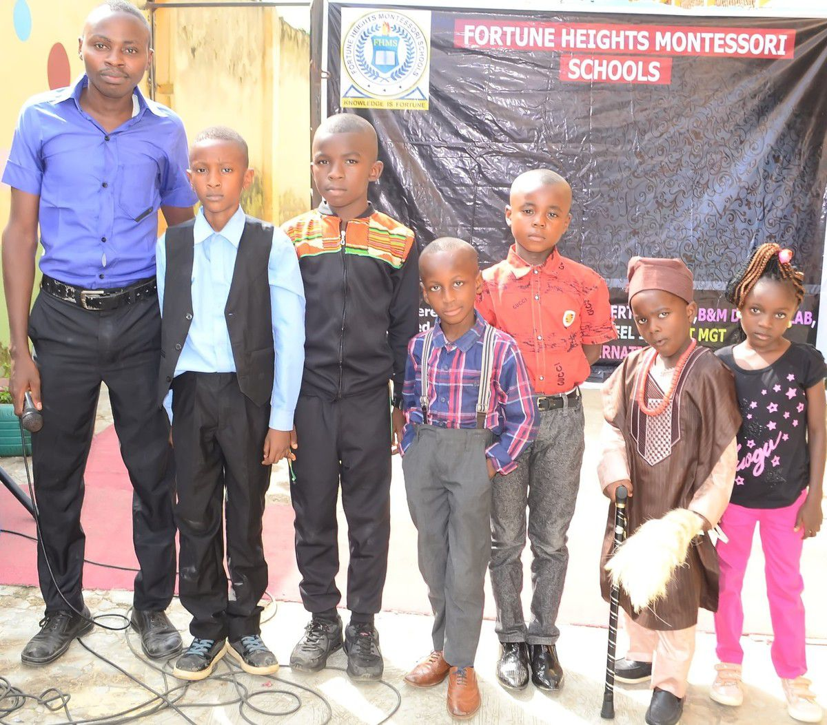 Inauguration of the Pupils Union Government
