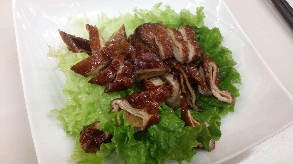 Intestins croustillants de porc Royal China Restaurant