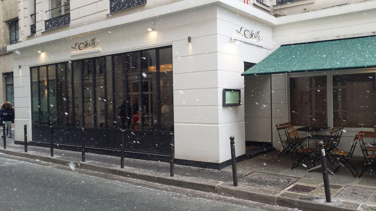 L'oseille restaurant Paris 2