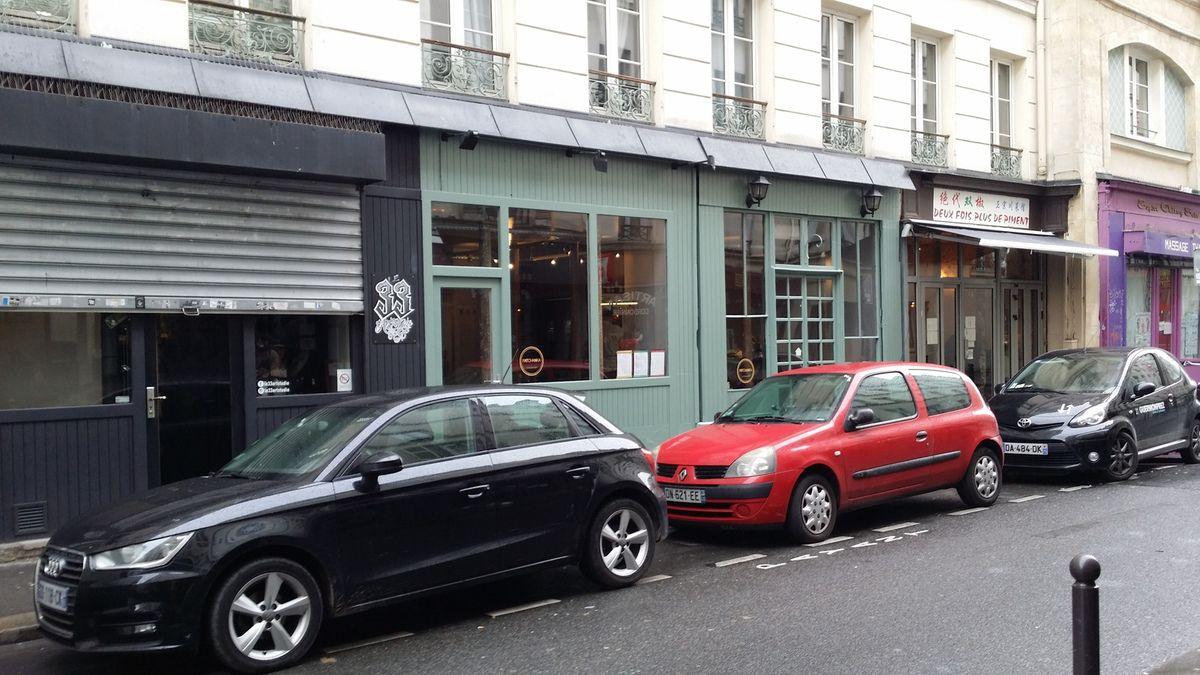 Patchanka Restaurant Paris 11