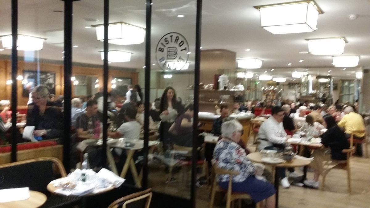 Bistrot Benoît Le Louvre Restaurant Paris 1er