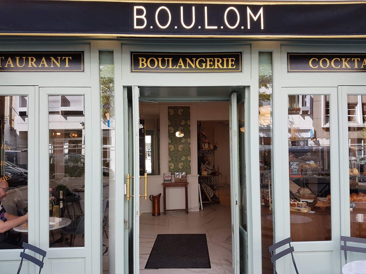 BOULOM Restaurant Paris 18