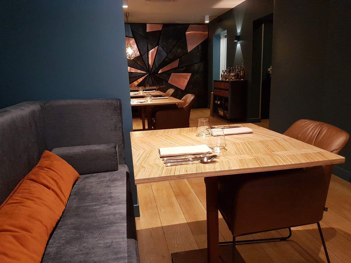 NESO Restaurant intérieur Paris 9