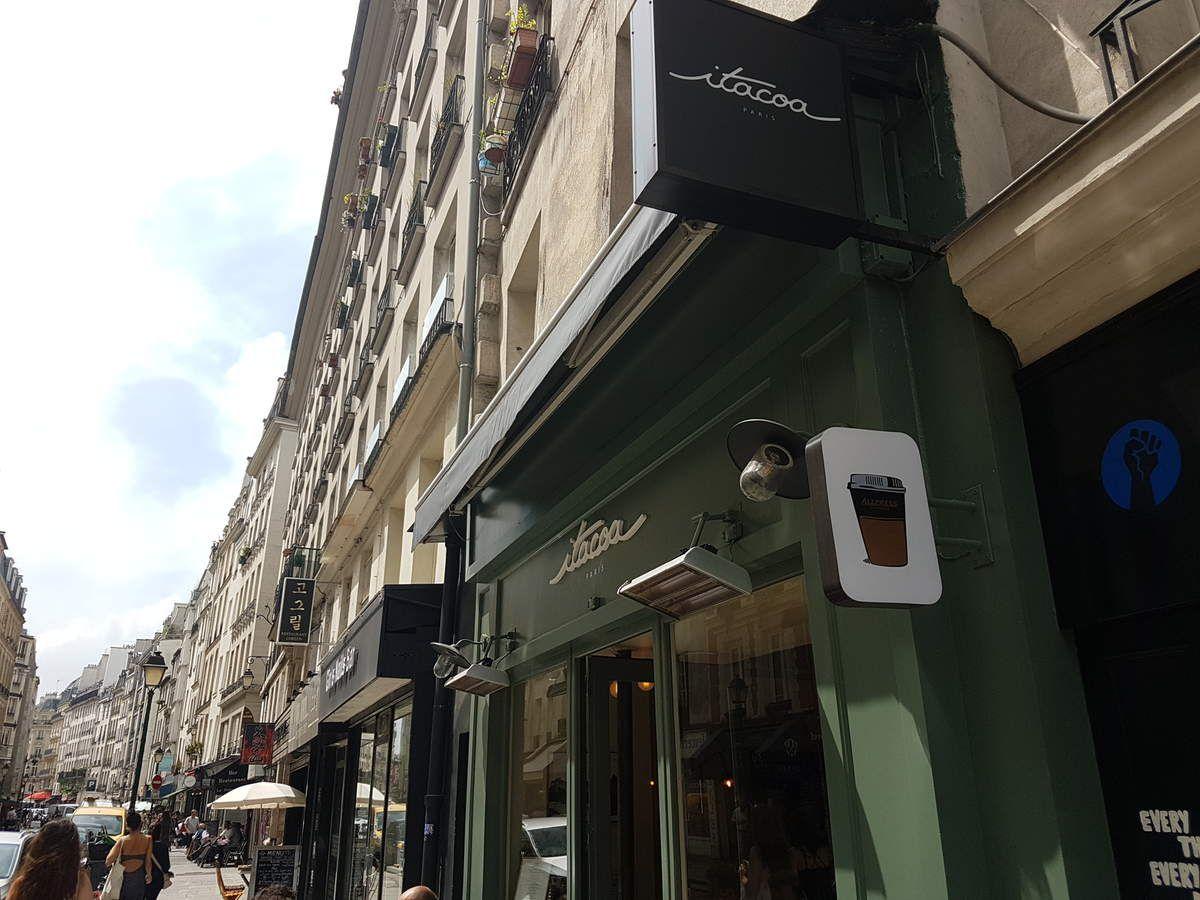Itacoa Restaurant Paris 2