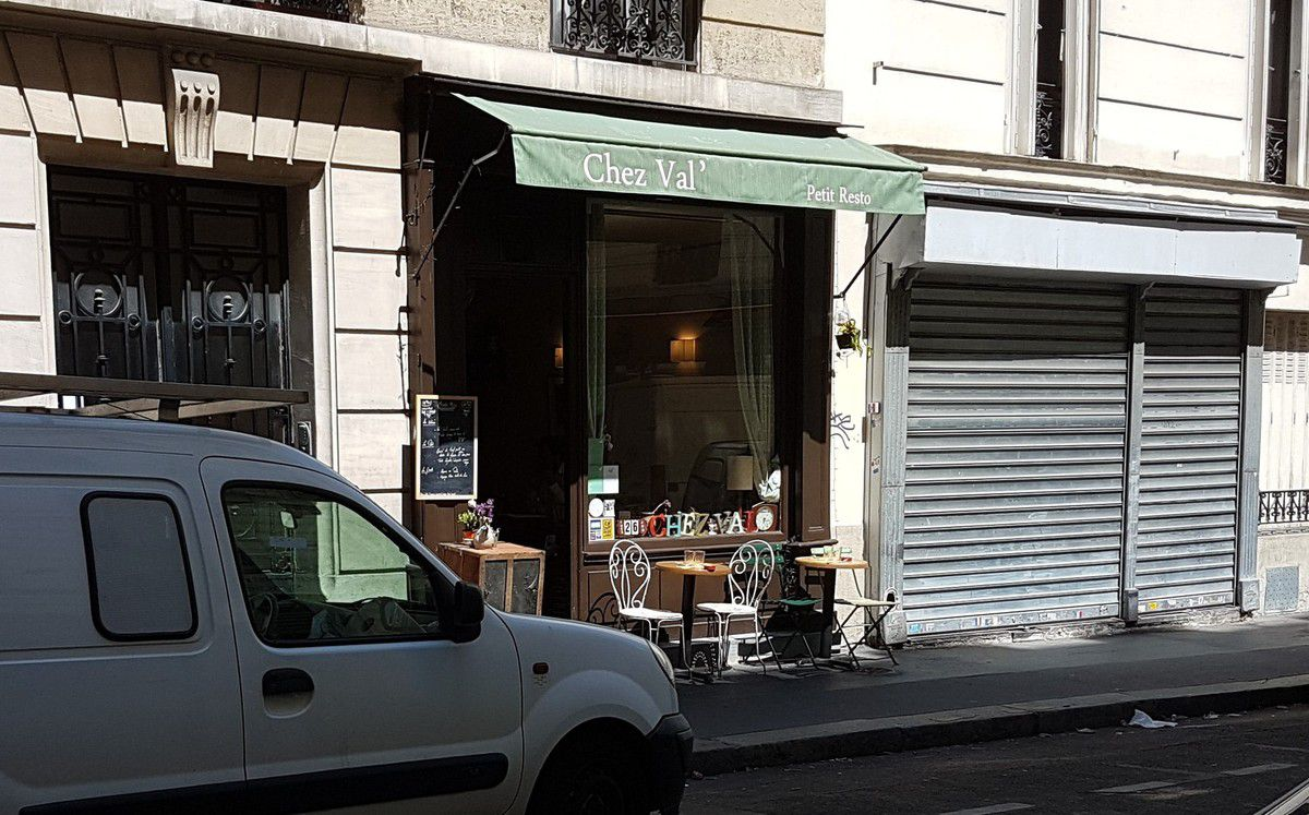Chez Val Restaurant Paris 18