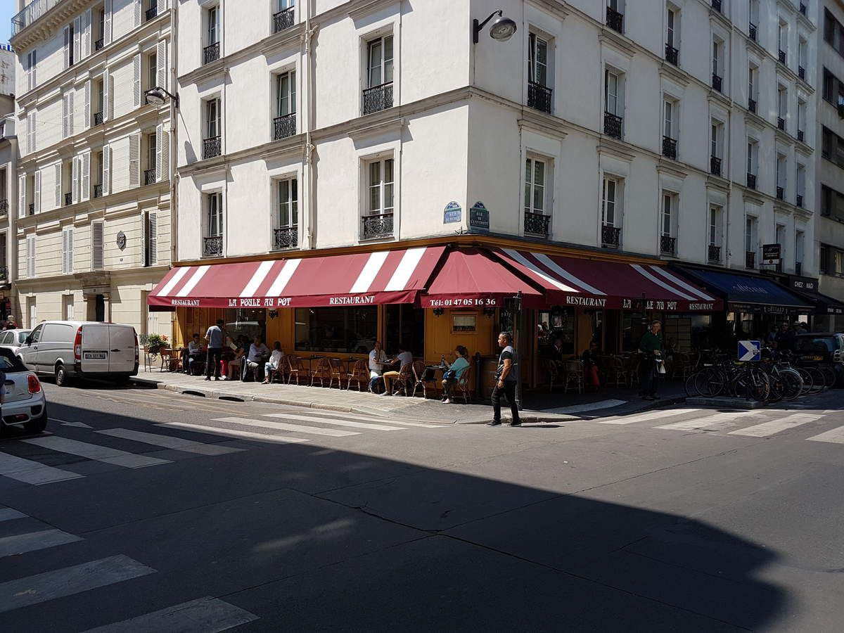 La Poule au Pot restaurant (Paris 7)