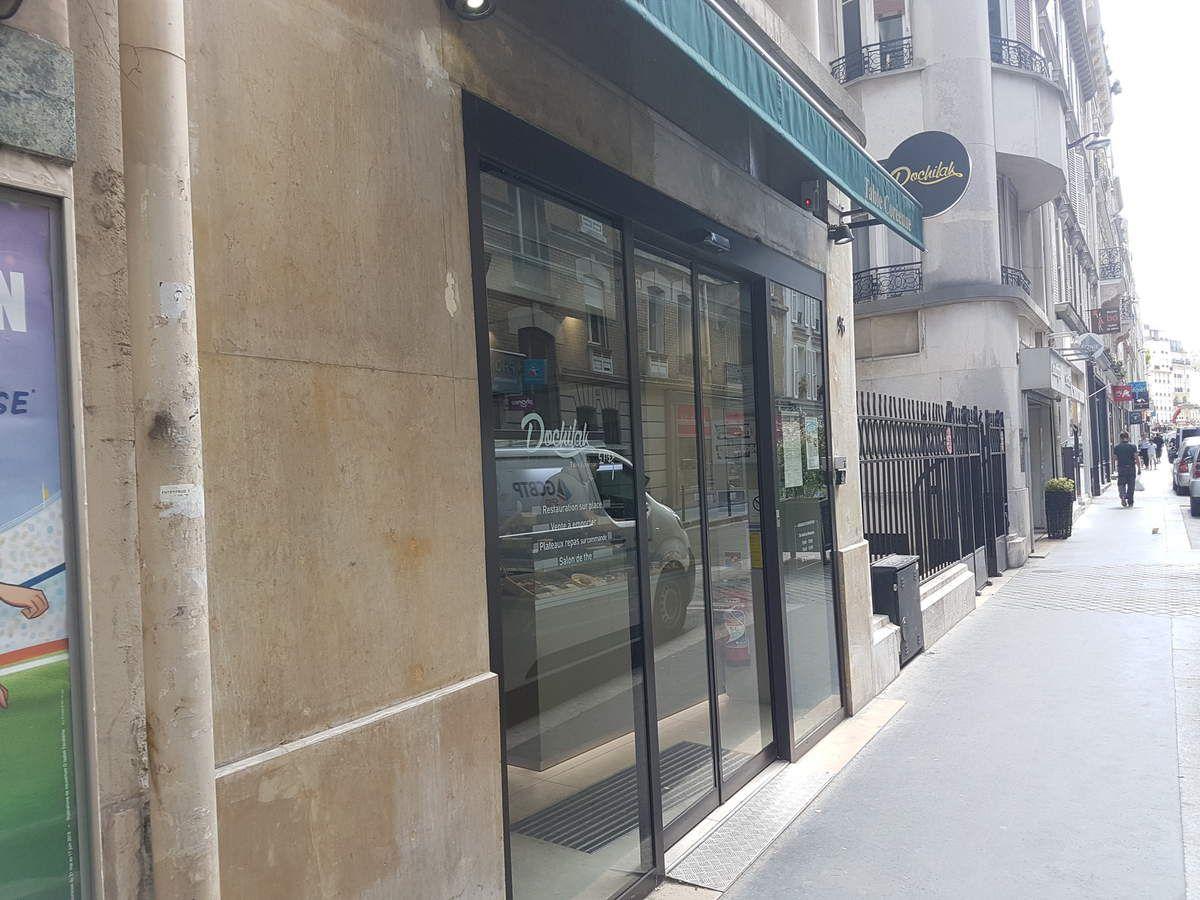 Dochilak Batignolle Paris 17 Restaurant coréen
