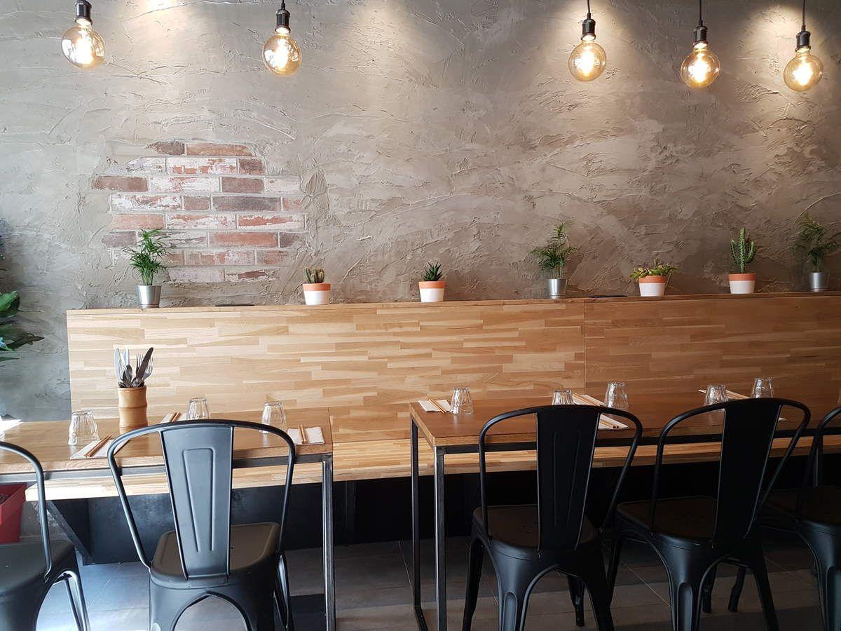 La salle Yansaï asian Food Restaurant Paris 17