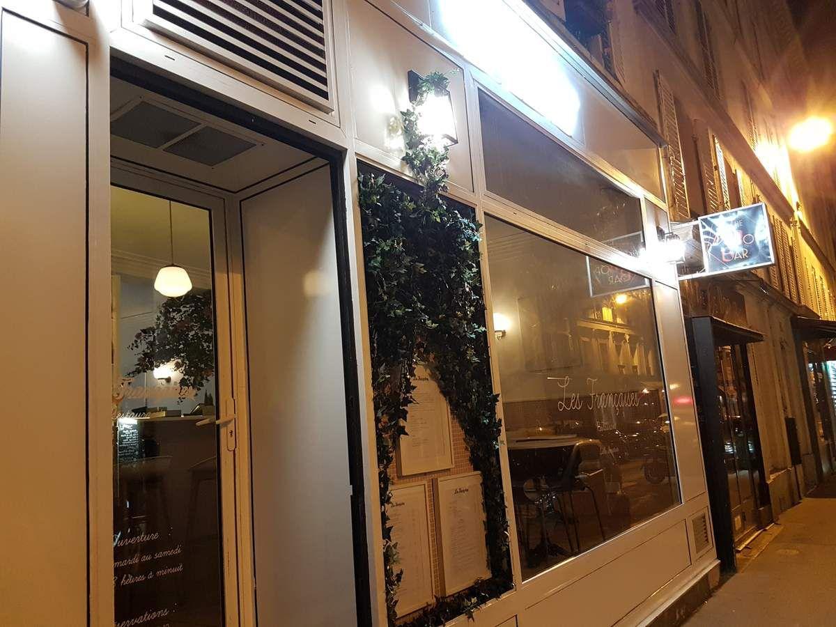Les Françaises Restaurant Paris 17
