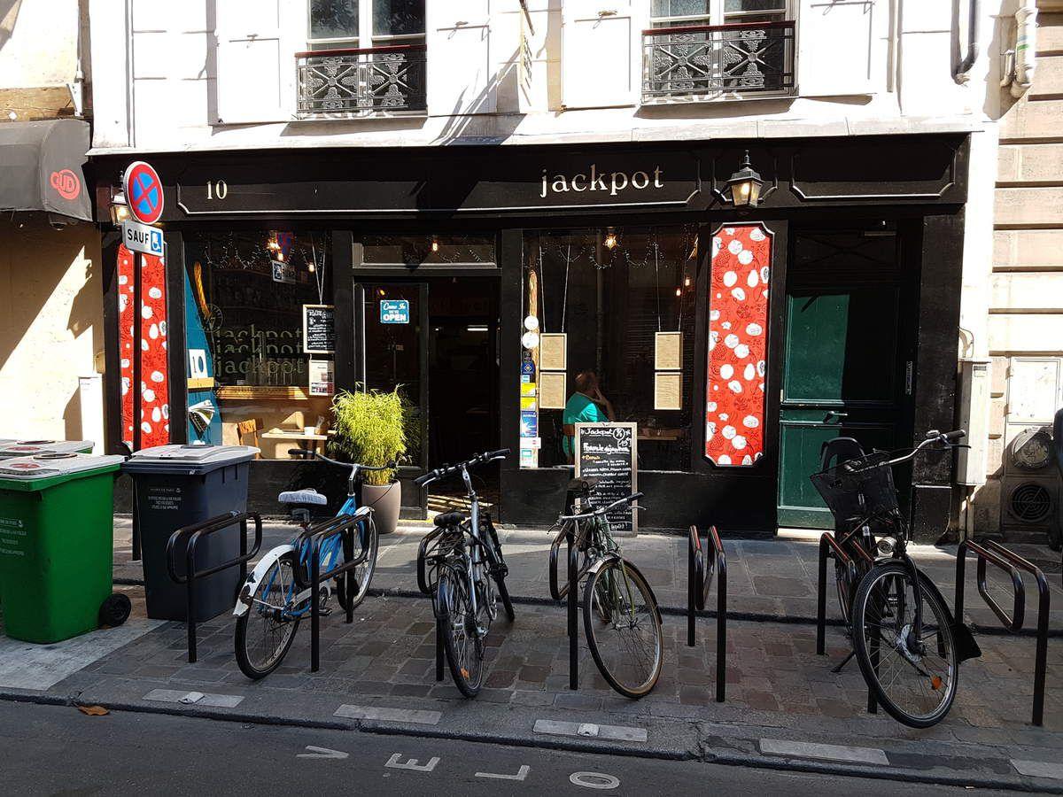 Jackpot Restaurant (Paris 3)