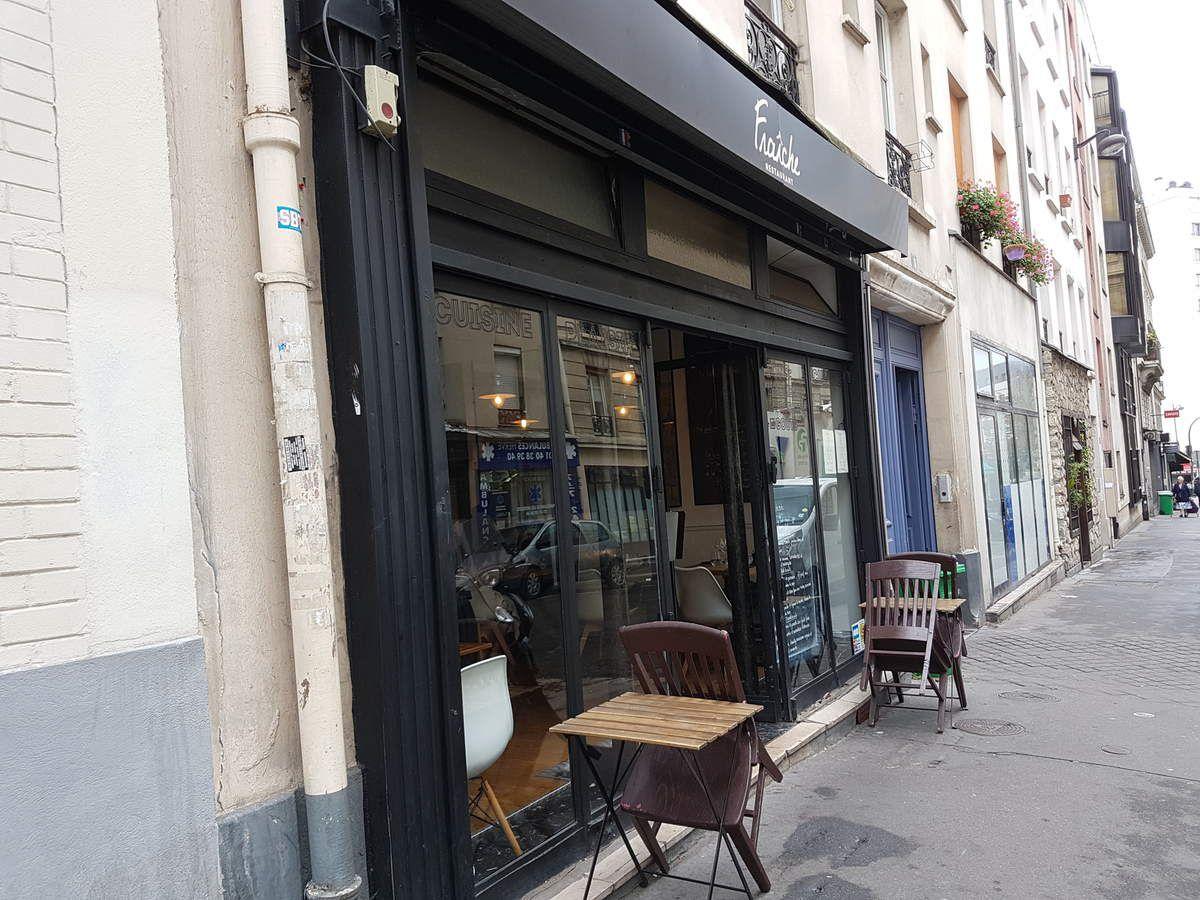 Fraîche Restaurant Paris 10