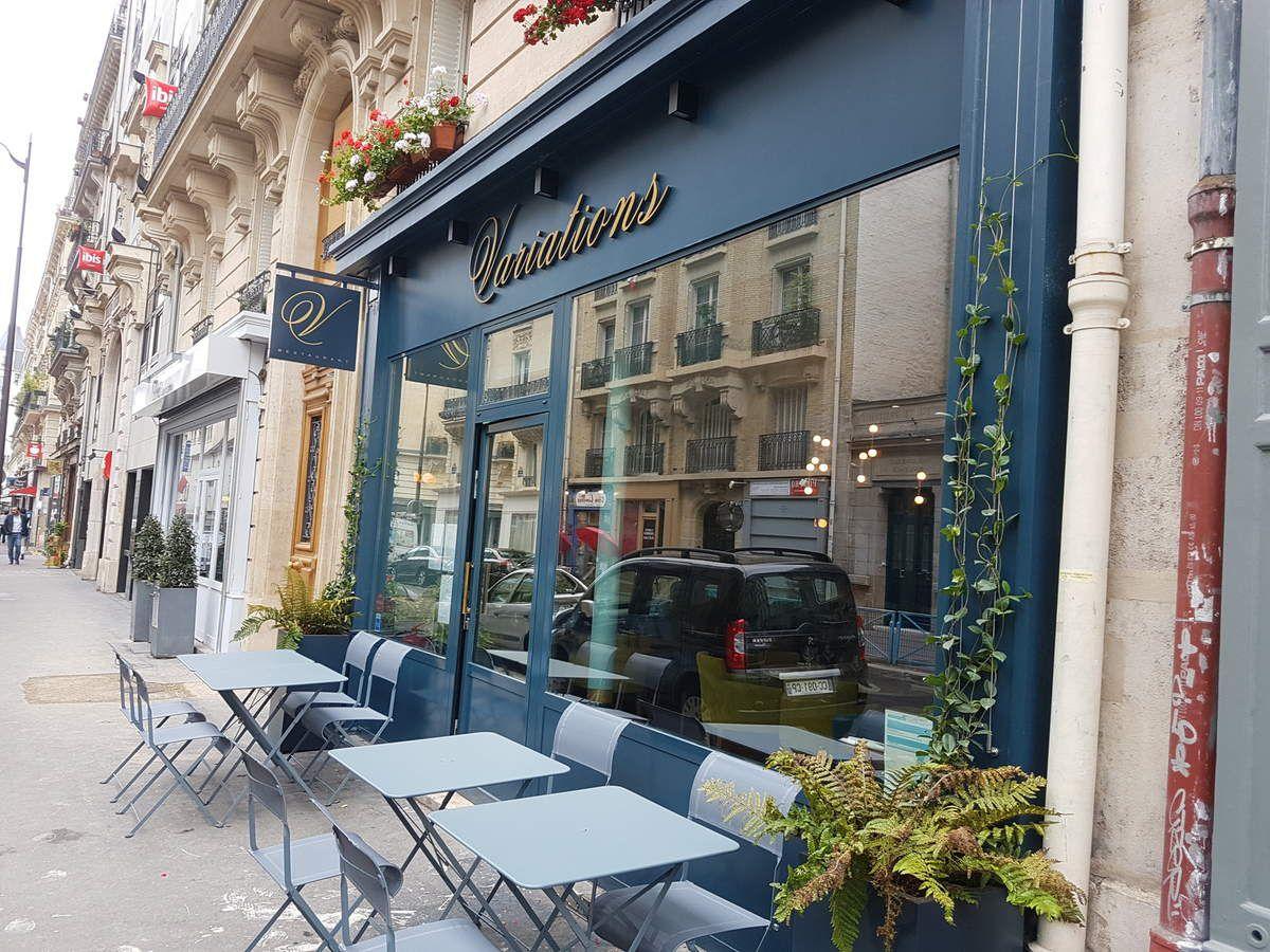 Variations Restaurant Paris 11