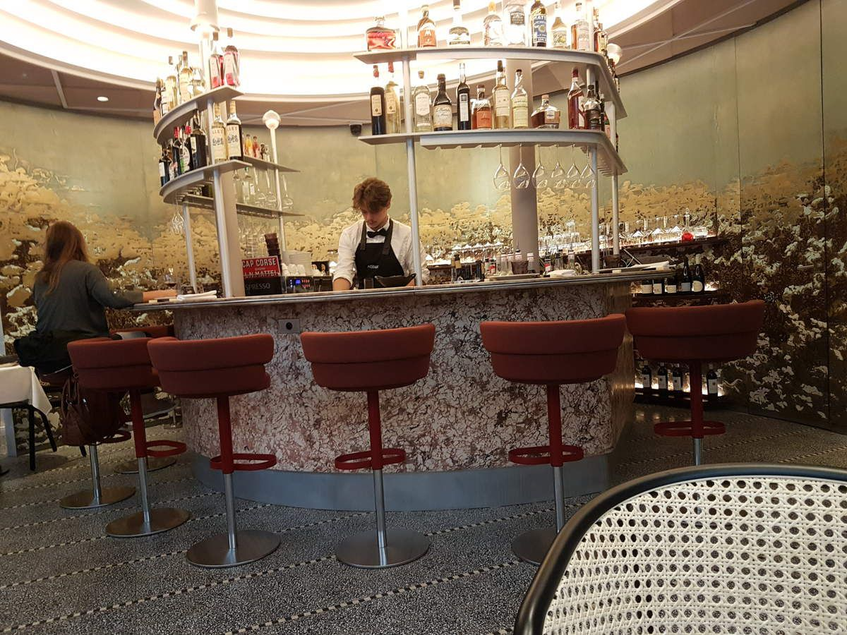 Le Bar Astair Paris 2 Restaurant