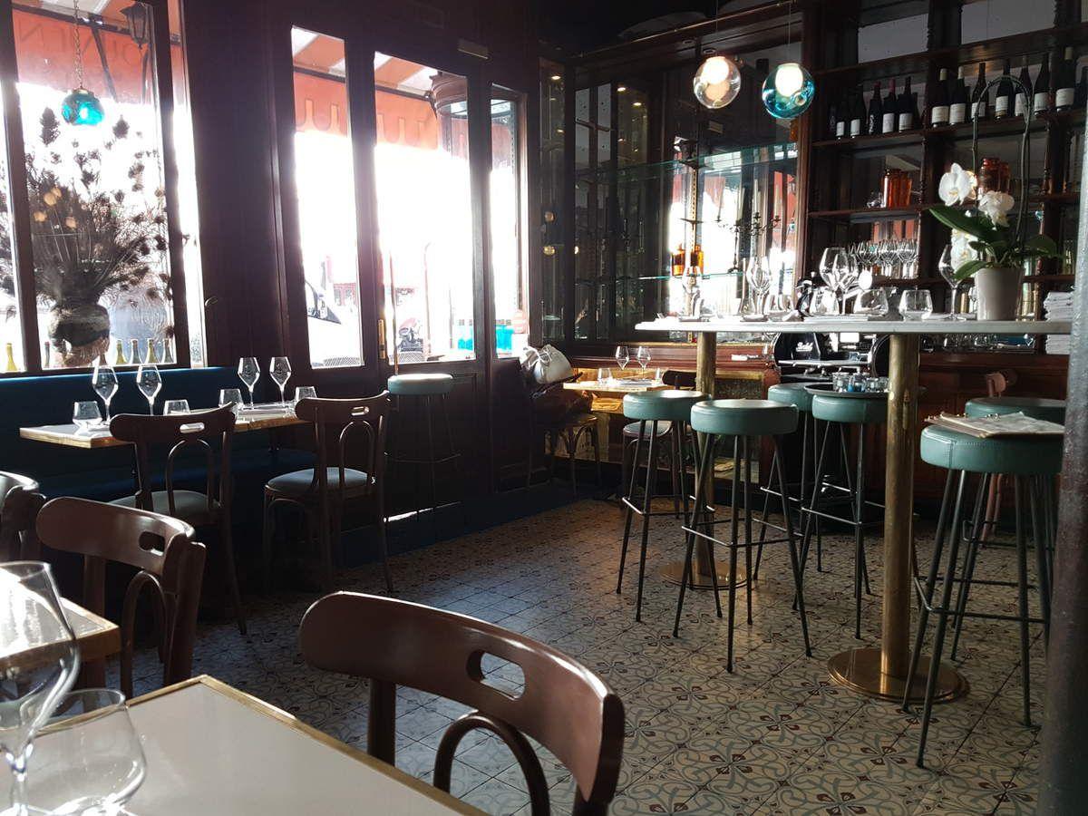 La Salle Jouvence Restaurant Paris 12