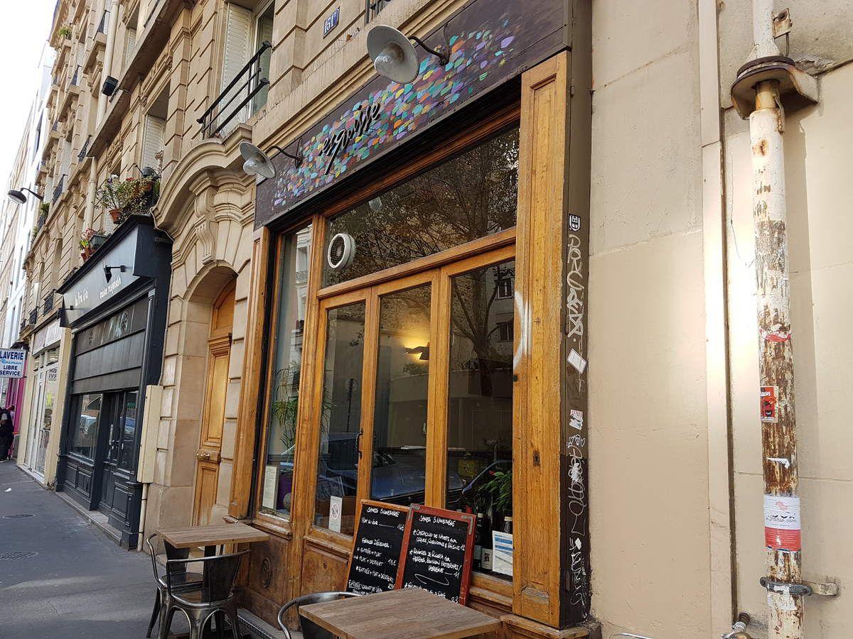L'Esquisse Restaurant Paris 18 Rue Marcadet