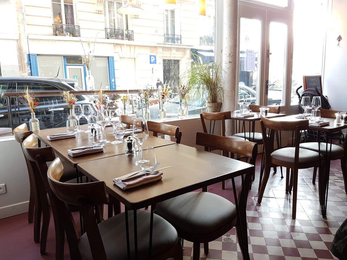 La Salle Loupiotes restaurant PARIS 11