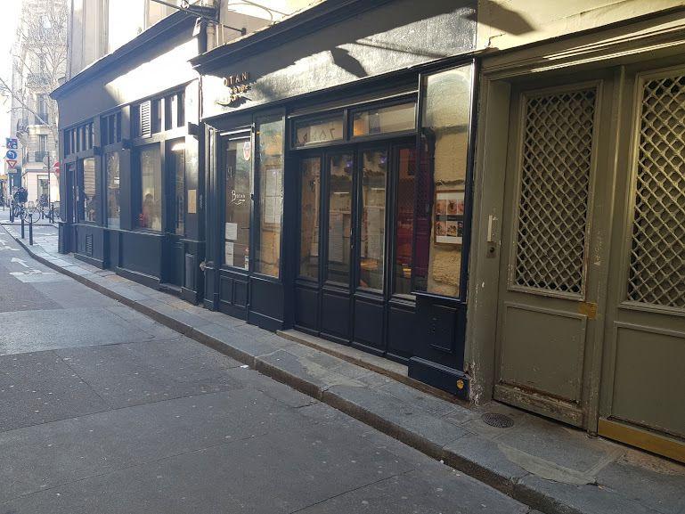 Botan de la vigne restaurant Paris 6