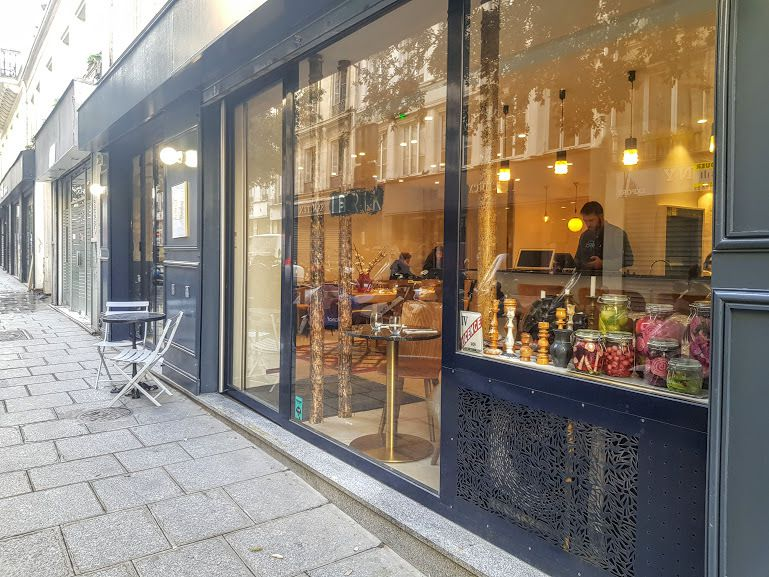 Ibrik Kitchen restaurant Paris 2 rue de Mulhouse