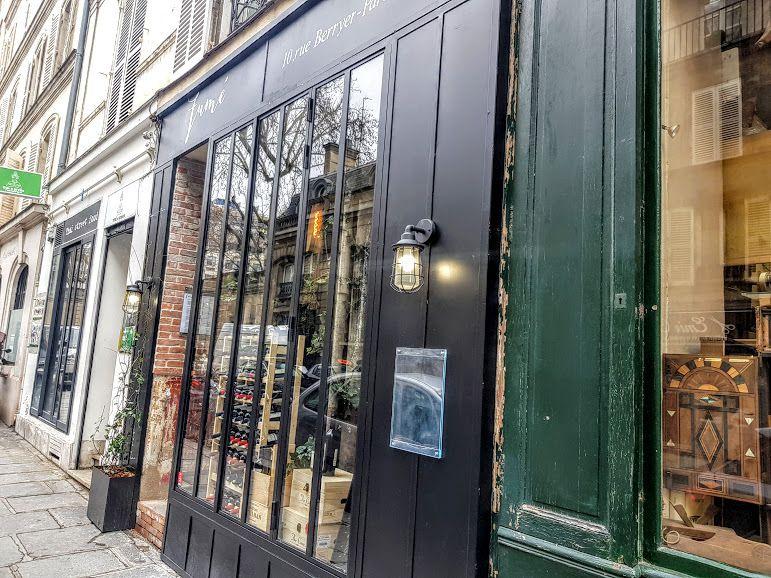 Fumé Restaurant Paris 8 rue Beryer