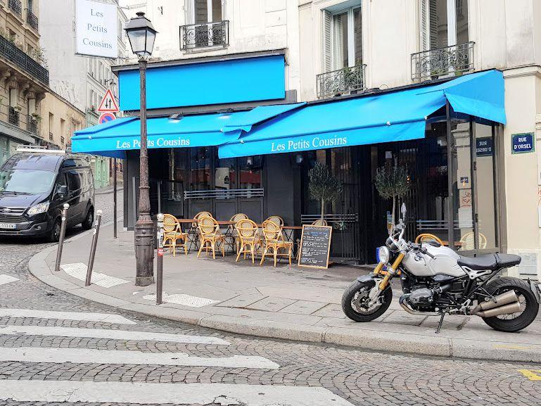 Les Petits Cousins Paris 18 Une Belle Histoire De Famille Restos Sur Le Grill Blog Critique Des Restaurants De Paris Indépendant