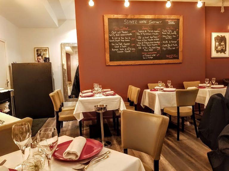 La Salle Instinct Restaurant Levallois Perret