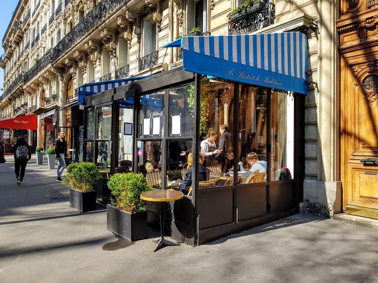 Le Bistrot de Madeleine Restaurant Paris 9 4 Avenue Trudaine