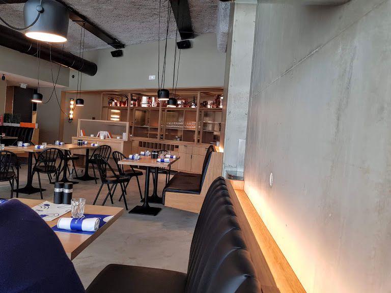 La Salle Bib & Guss Restaurant Nanterre