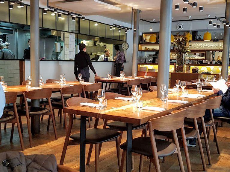 La Salle Elmer Restaurant Paris 3