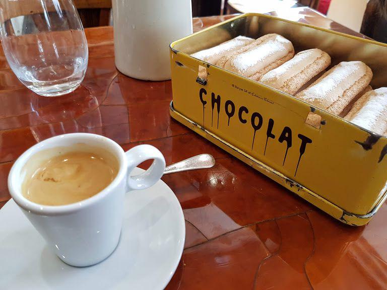 Café et boudoirs L'Assiette Restaurant Paris 14