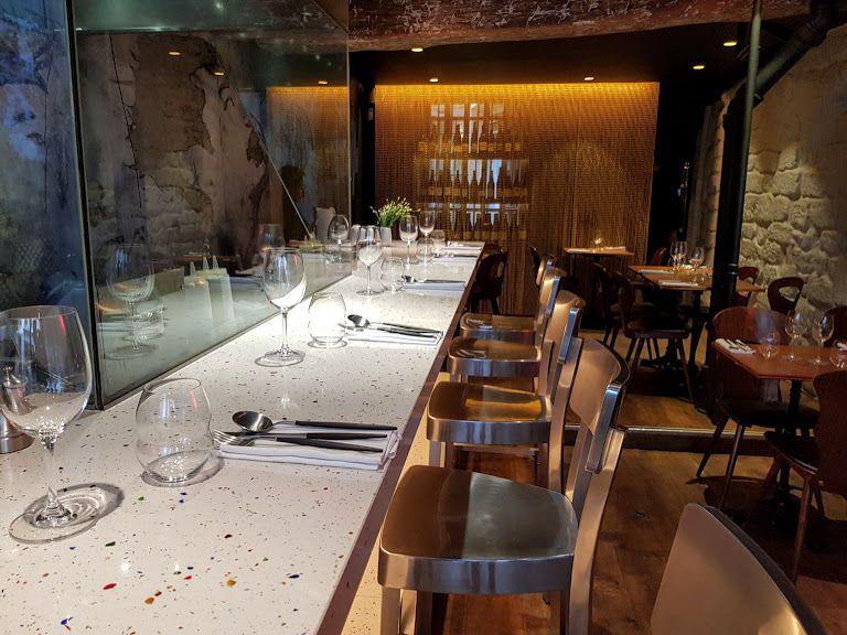La Salle de Mr T restaurant Paris 3