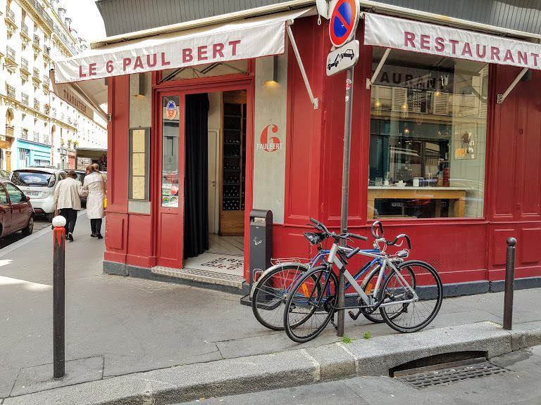 Le 6 Paul Bert restaurant Paris 11