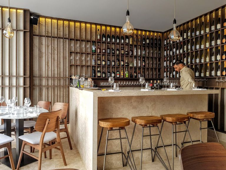 La Salle d'Armonia Restaurant Paris 7