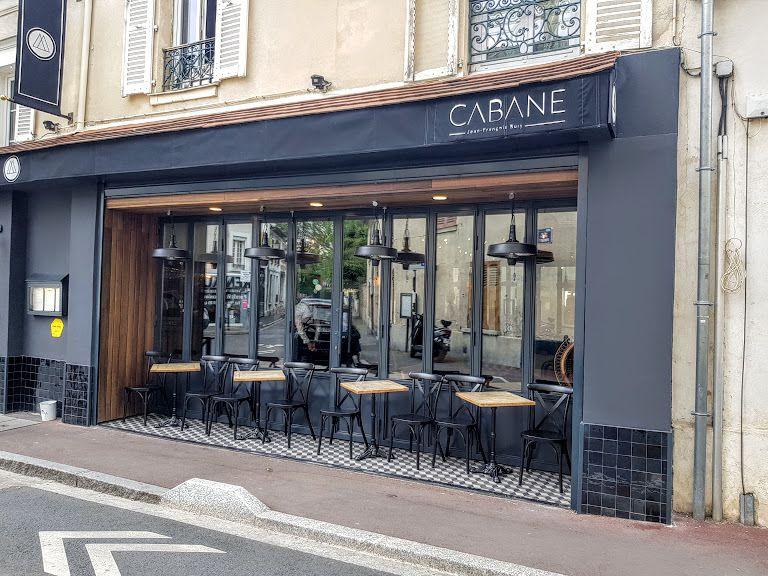 Cabane Restaurant Nanterre (92)