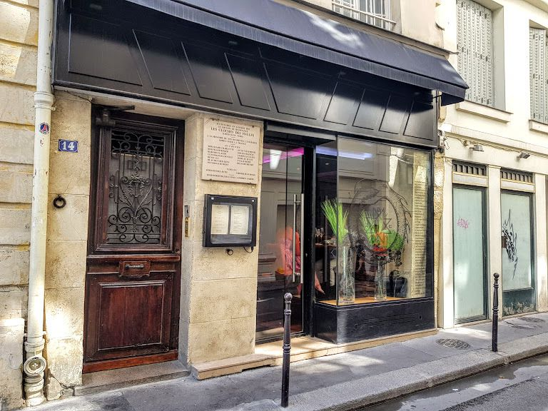 MUMI restaurant Paris 1 rue Sauval