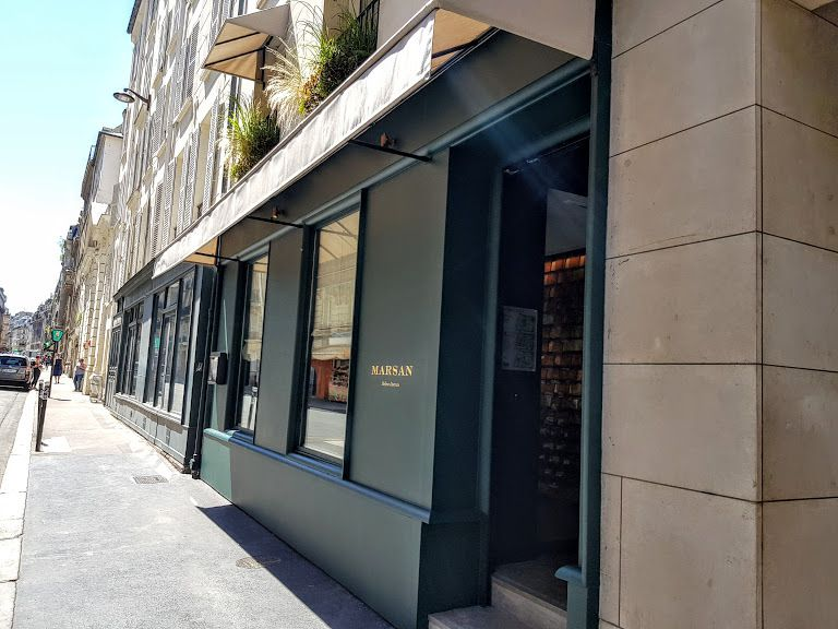 Marsan Restaurant Paris 6 Rue d'Assas