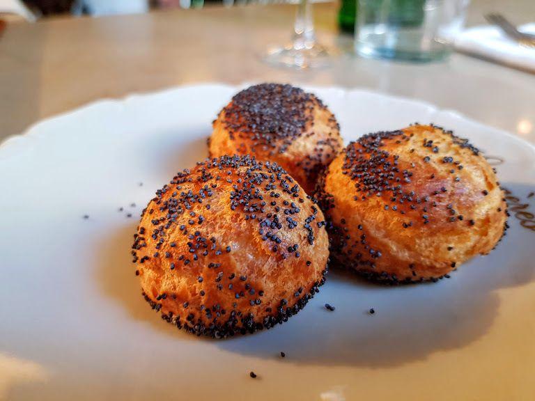Gougères Le Chateaubriand restaurant Paris 11