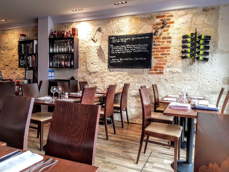 La Salle de l'Escient restaurant Paris 17
