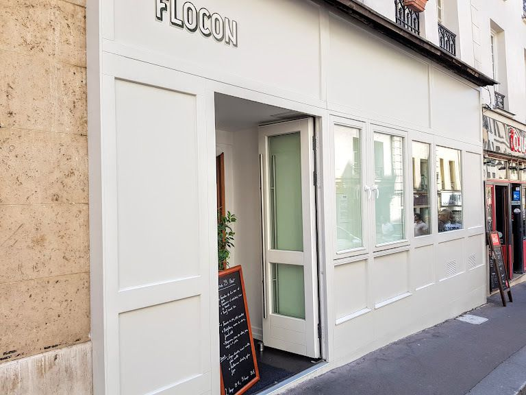 Flocon restaurant Paris 5 rue Mouffetard
