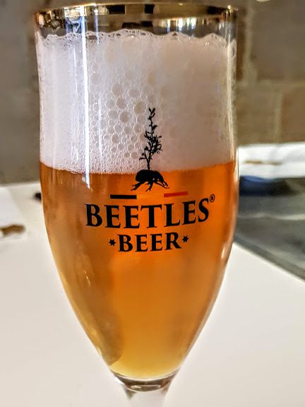 Beetles Beer Inoveat restaurant Paris 2
