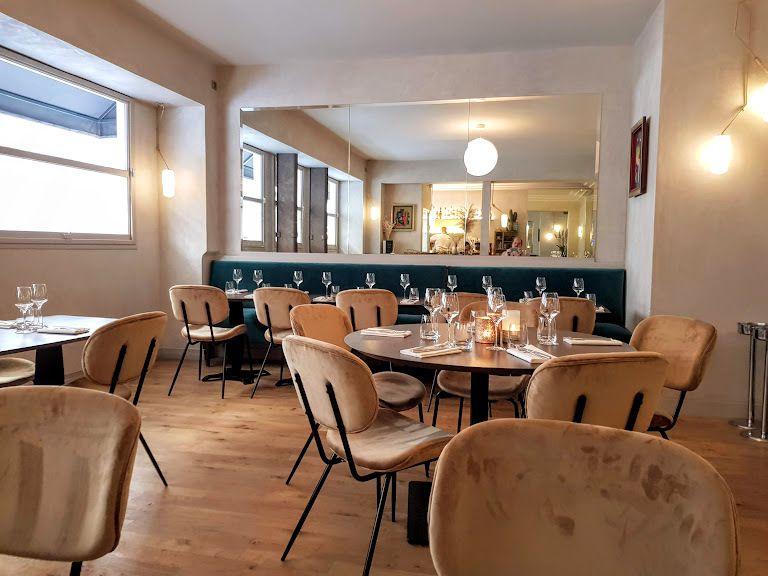 La salle du Miura restaurant Paris 17