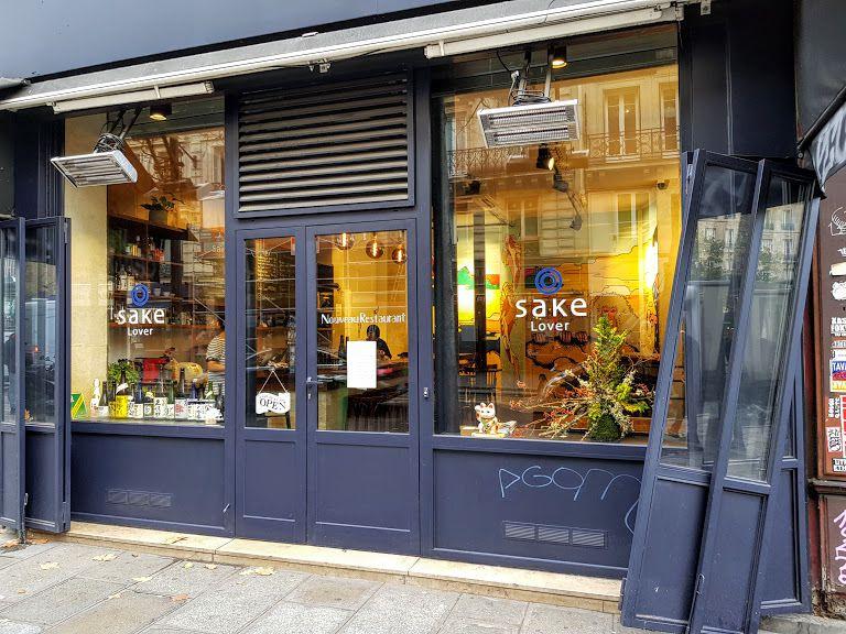 Sake Lover restaurant Paris 3 rue de Turbigo
