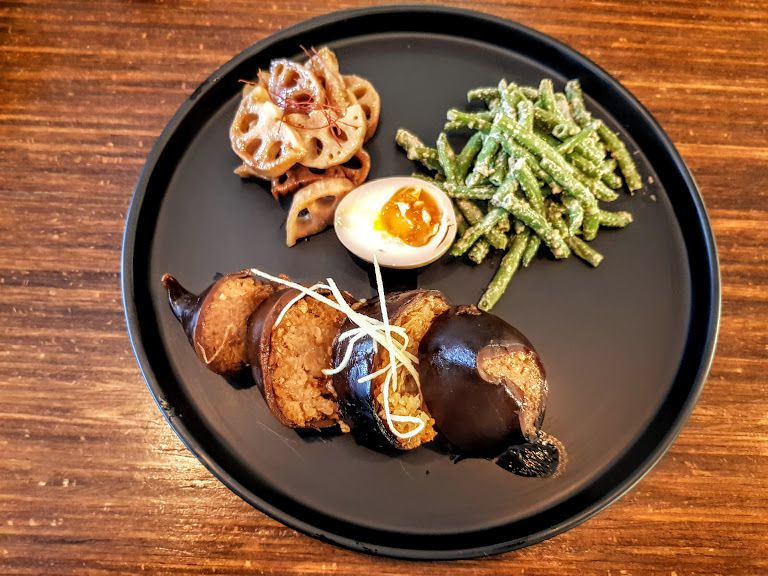 Ikameshi Sake Lover restaurant Paris 3