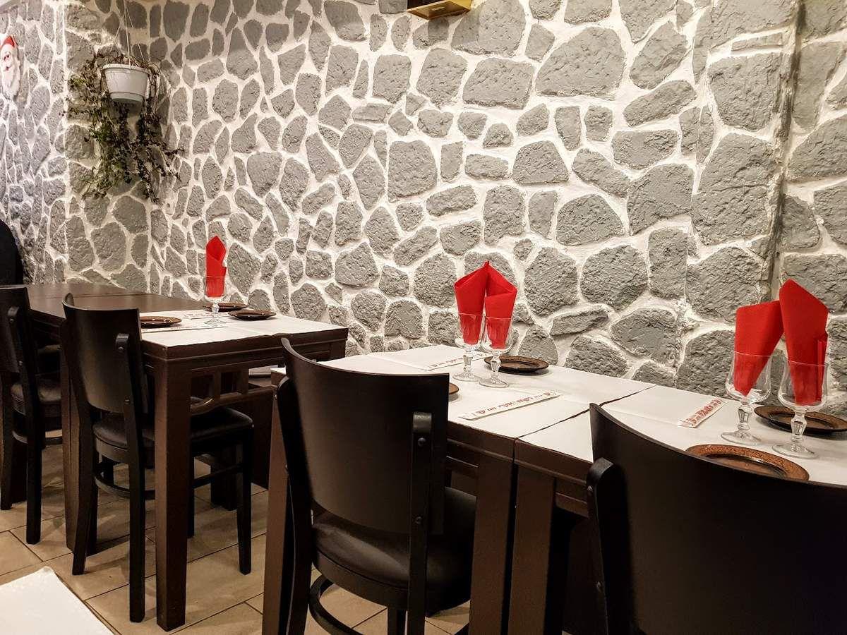 La salle de Manger à la maison restaurant Paris 9