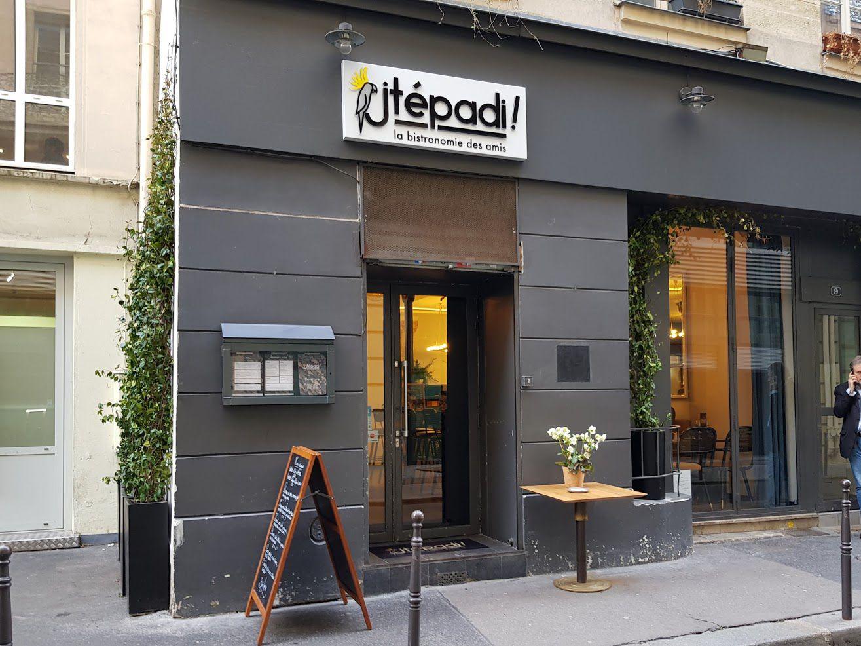 Jtépadi restaurant Paris 2 rue Paul Lelong